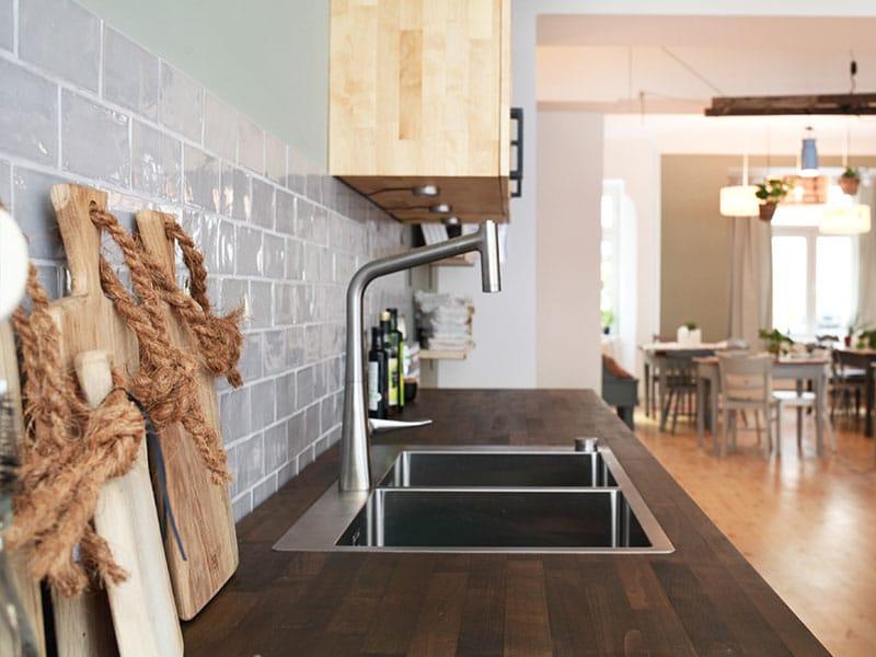 Zeitloses Design und langlebige Schränke - deine neue Küche von Kitchen Impossible