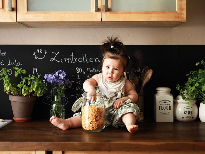 Unsere Küchenmöbel wachsen mit deiner Lebensphase