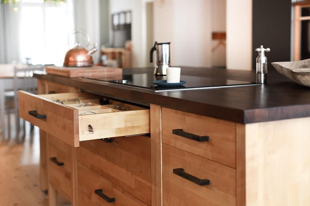 nachhaltige Küchenmöbel von Kitchen Impossible aus Berlin