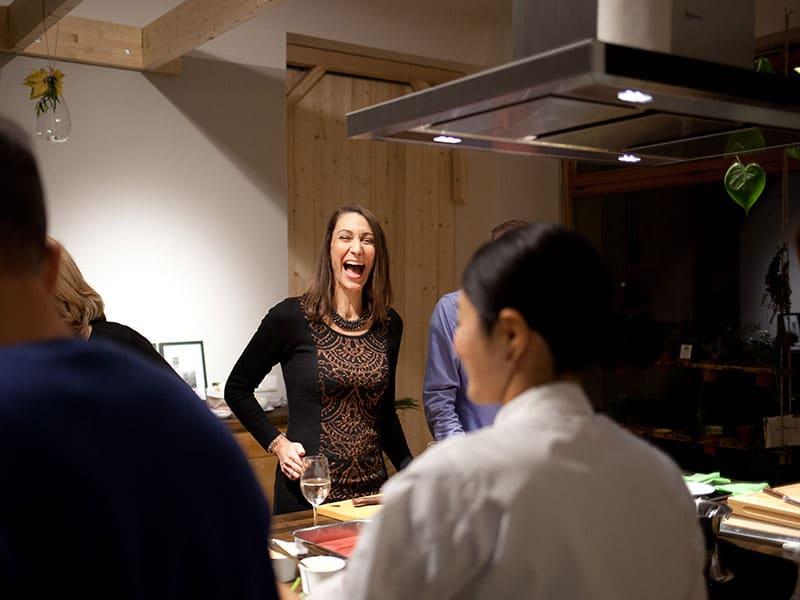Kochkurse mit Geselligkeit sowie ökologischer Nachhaltigkeit