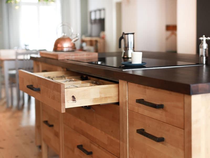 Nachhaltig, fair und ökologisch - Küchen von Kitchen Impossible